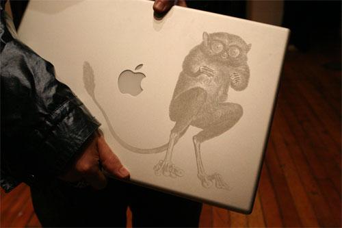 Phill Torrone's PowerBook