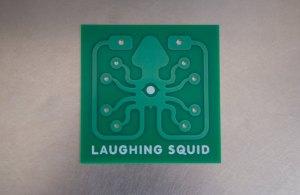 Laughing Squid PCB