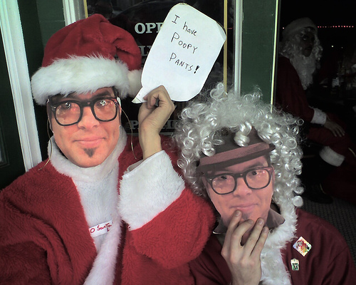 A Chaos Christmas Carol with Chicken John and friends…