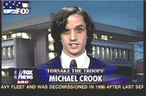 Michael Crook on Fox News