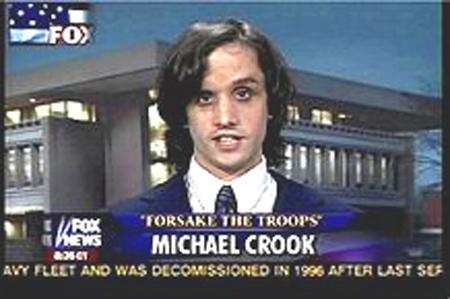 Michael Crook on Fox News