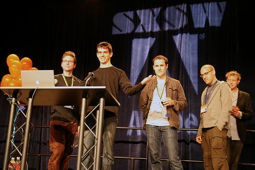 Twitter Wins SXSW Web Award