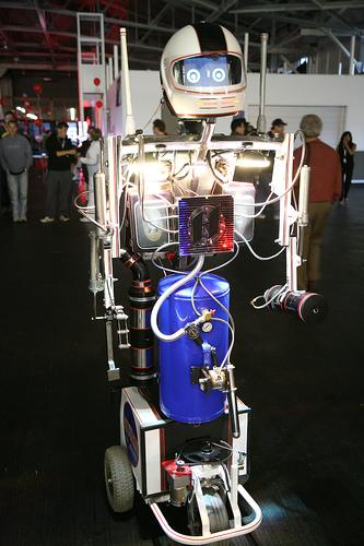 Photos of RoboGames 2007