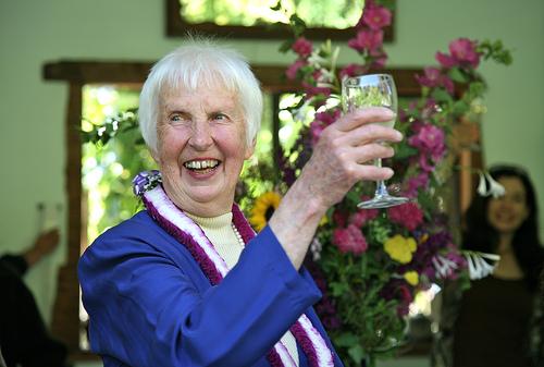 Hela Norman Celebrates 80th Birthday