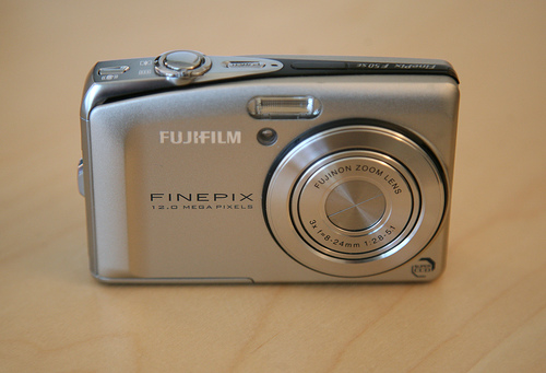 Fujifilm FinePix F50 SE, A Powerful Point-And-Shoot Camera