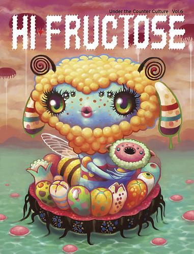 Hi Fructose Vol. 6 Featuring Yoko D'holbachie