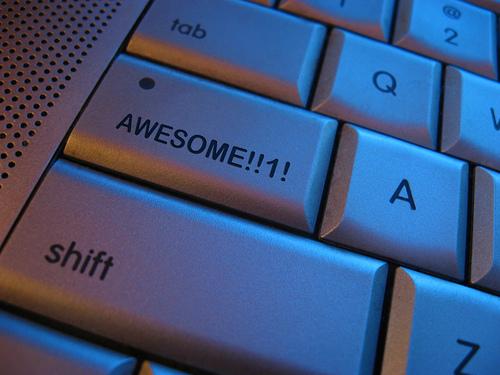 Awesome Caps Lock Keyboard Key