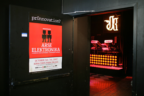 Arse Elektronika 2007 After Party Tonight at House of Shields