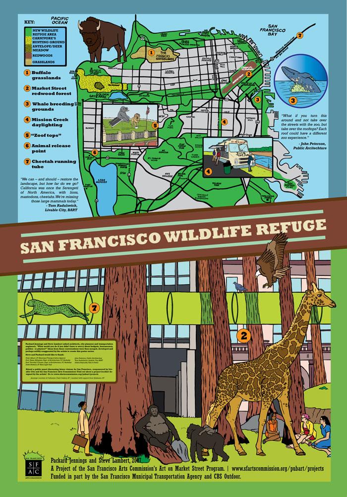 San Francisco Wildlife Refuge