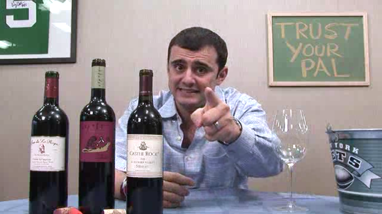 Wine Library TV, A Daily Wine Video Blog by Gary Vaynerchuk