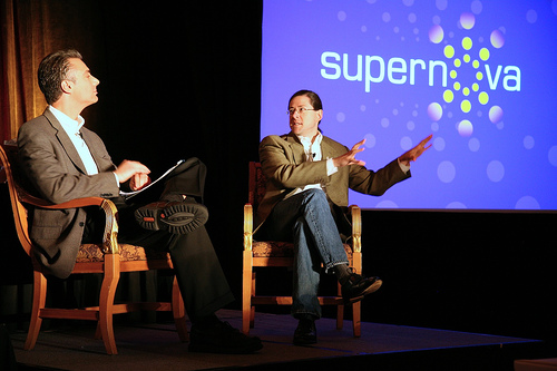 Supernova 2008, Decentralizing Business & Technology