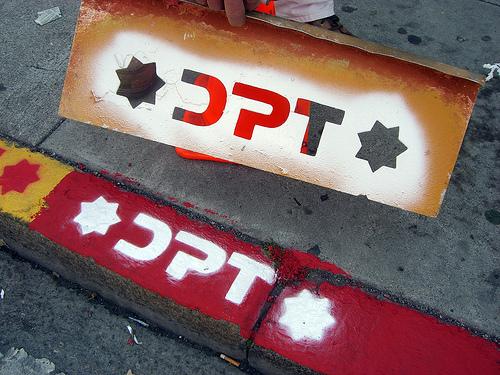 Be Afraid: San Francisco's Parking Stencils of Doom