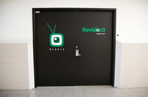 Photo Tour of the Revision3 Studio
