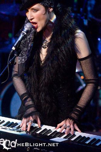 Jill Tracy - Photo by The Blight