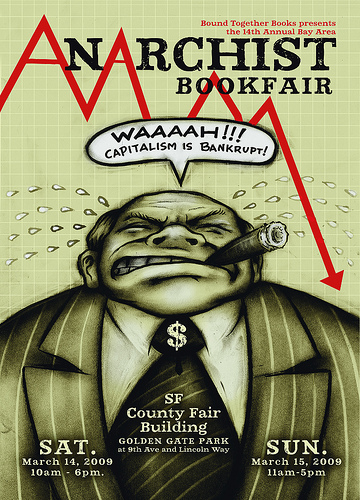 14th Annual Bay Area Anarchist Bookfair