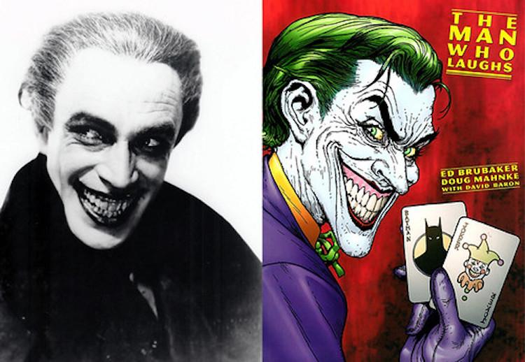 Conrad Veidt - The Original Joker