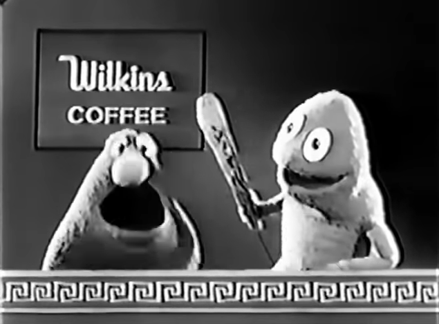 Early Versions of Jim Henson Muppets Star In a Series of ...