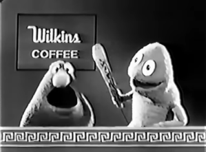 Muppets Wilkins Coffee Commercial