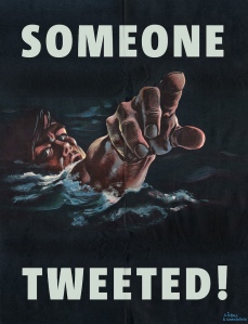 Someone Tweeted!