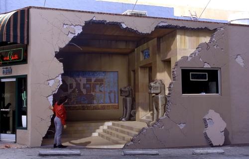 Fantastic Public 3D Murals by John Pugh