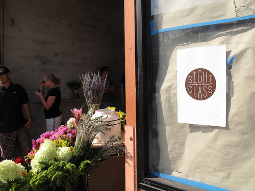 Sightglass Coffee, New Coffee Bar & Roastery in San Francisco's SOMA Neighborhood