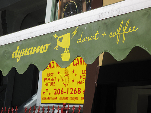 Dynamo Donuts & Coffee, A Unique Variety of Donuts in San Francisco's Mission District