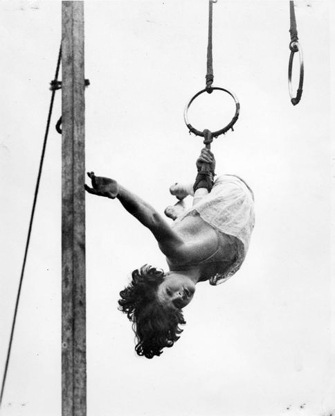 Vintage Circus Photos From The Wisconsin Historical Society Archives