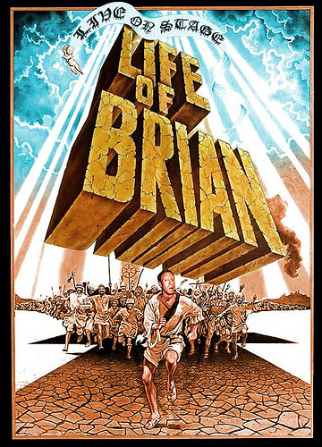 Life of Brian, Live on Stage at the Dark Room