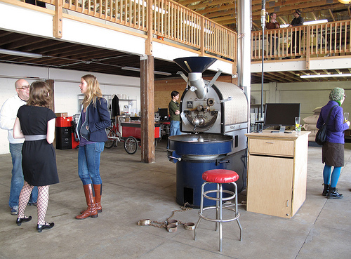 Ritual Coffee Roasters' New SOMA Roastery