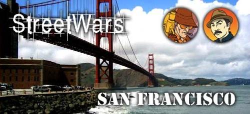 StreetWars San Francisco: Watergun Assassination Tournament