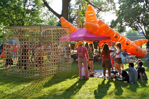Figment Recap: All Aboard the Electric Bubble Bus
