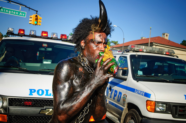 Photos: J'Ouvert 2010 – A Pre West Indian Day Parade In Brooklyn