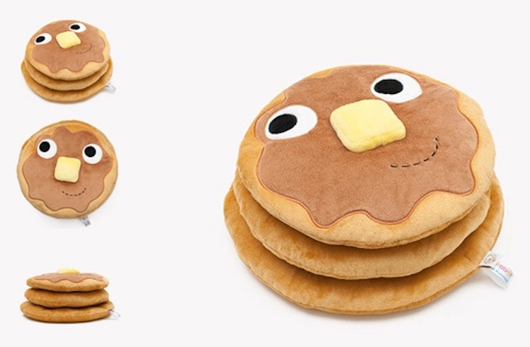 Pancake Plush Toy