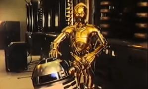 C-3PO R2-D2 PSA