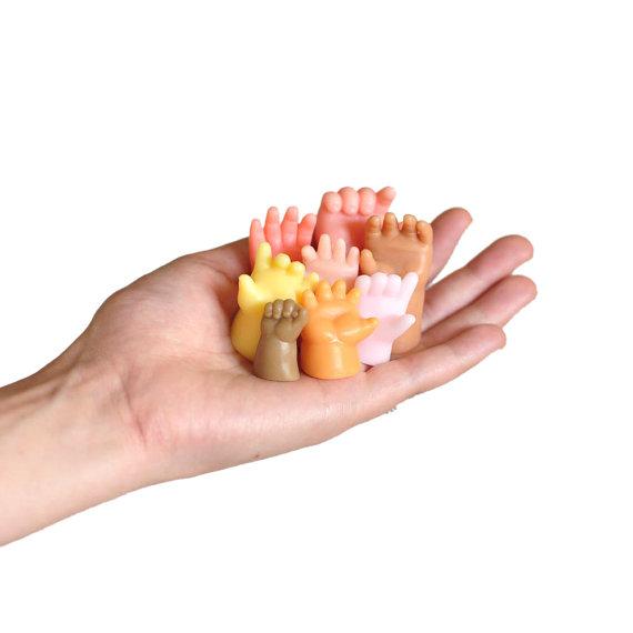 Tiny Hand Soap