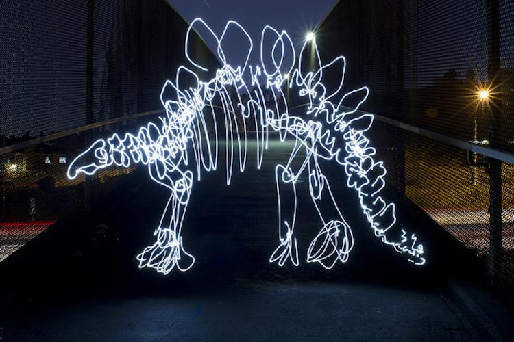 Light Fossils