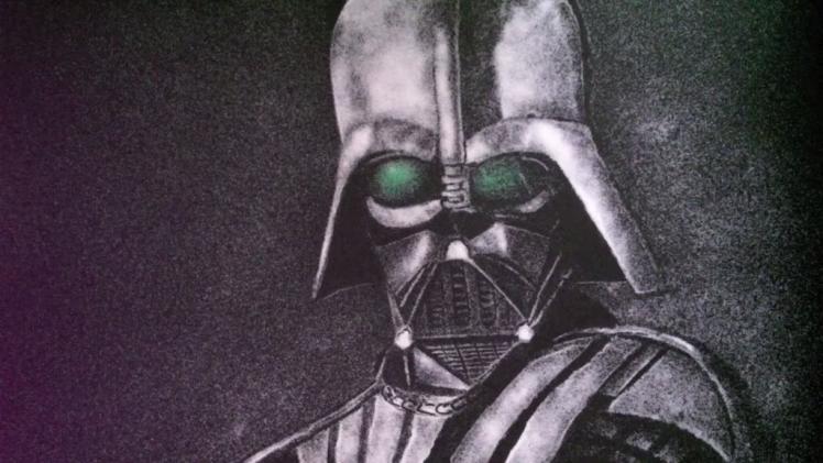 Salt Darth Vader
