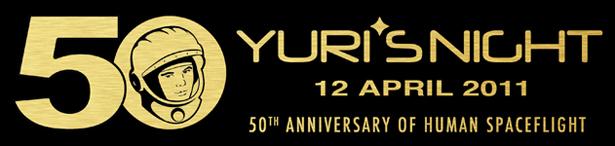 Yuri's Night 2011