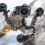 CineSquid, A Suction Cup Camera Mount