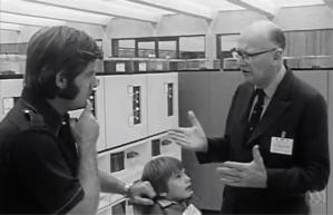 Arthur C. Clarke Predicts Internet and PCs