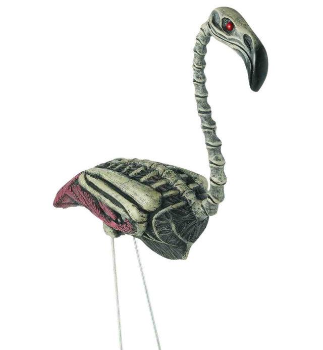 Zombie Flamingo