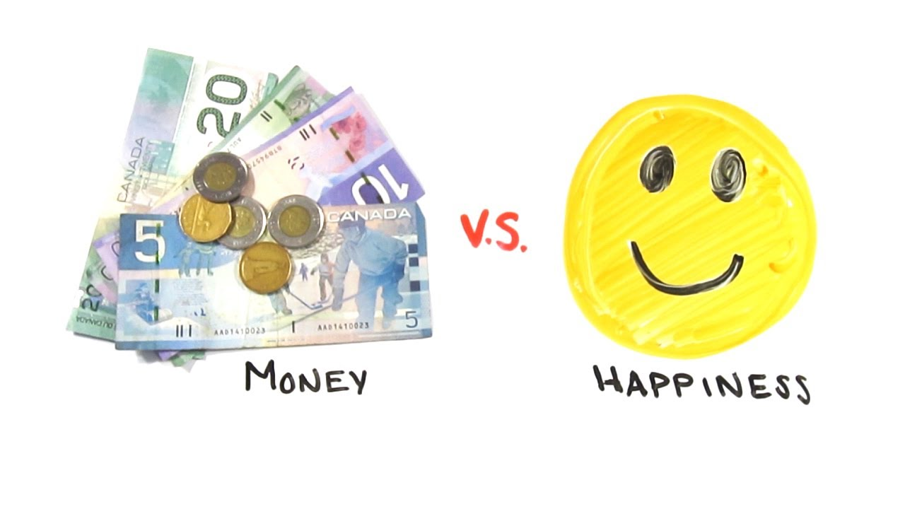 can money buy happiness by asapscience