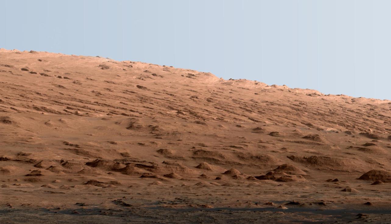 mars surface curiosity panorama - photo #7