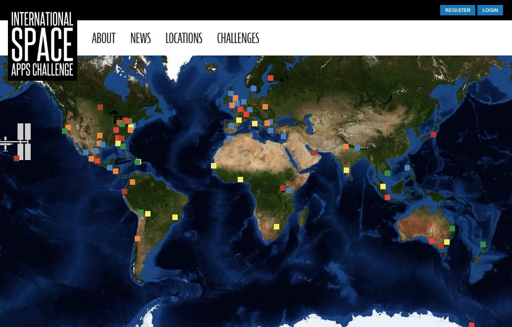 International Space Apps Challenge