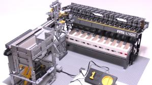 LEGO Axle Sorter