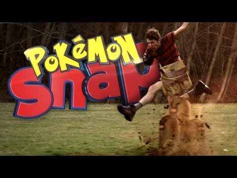 Video Game 'Pokémon Snap' Meets 'Jurassic Park' in Gritty Reboot Trailer