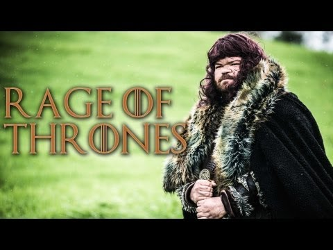 Rage of Thrones Music Video by The Axis of Awesome