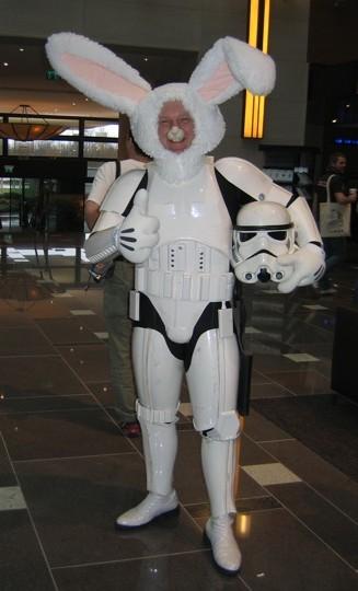 Easter Bunny Stormtrooper