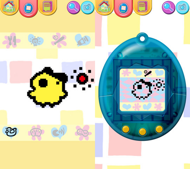 Image result for tamagotchi classic game