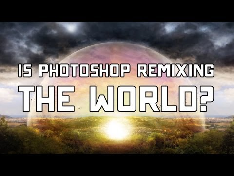 Is Photoshop Remixing the World? by PBS Arts: Off Book